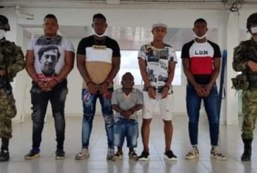 Capturan a presuntos traficantes de armas en Tumaco