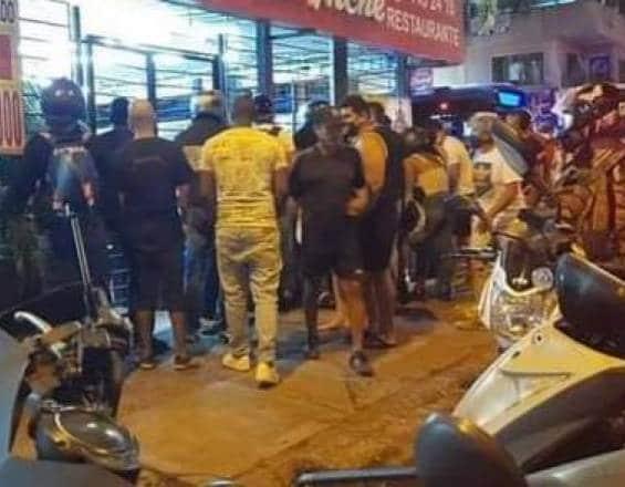 Hombre fue asesinado en un restaurante del barrio Nueva Floresta