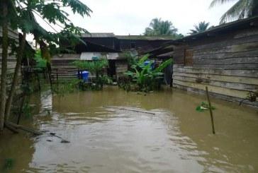 Fuertes lluvias de este lunes afectaron a 31 municipios del Valle