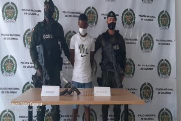 En Buenaventura dieron casa por cárcel a presunto portador ilegal de armas