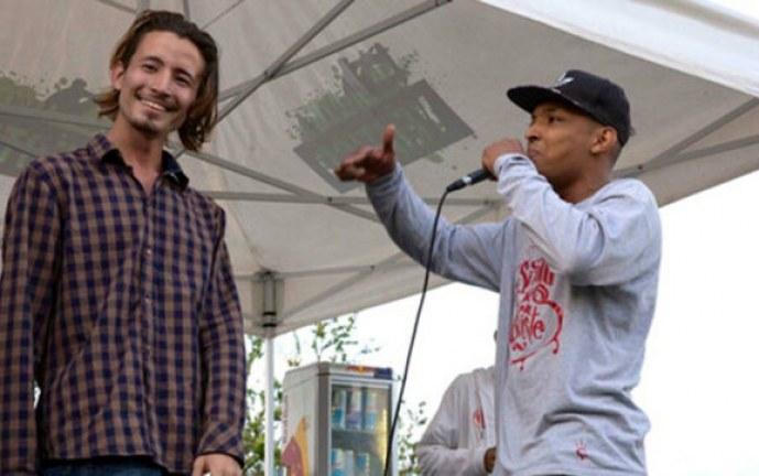 Concierto de música urbana por la paz y la reconciliación
