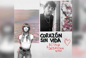 'Corazón sin Vida', nuevo sencillo de Aitana con Sebastián Yatra