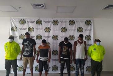 Detenido presunto miembro de la banda 'Los Black' de Buenaventura