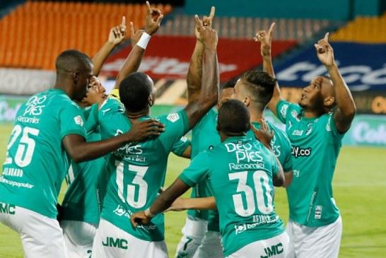 Deportivo Cali clasificó con su victoria ante Independiente Medellín