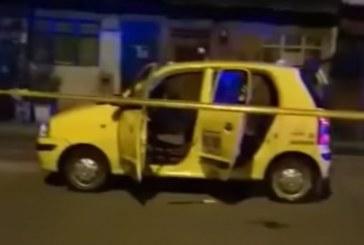 Ofrecen recompensa por responsable del crimen de un taxista en Cali