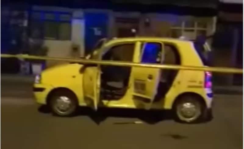Autoridades investigan el asesinato de un taxista en zona rural de Cali