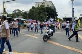 Este es el panorama en el Valle durante las marchas del 21 de octubre