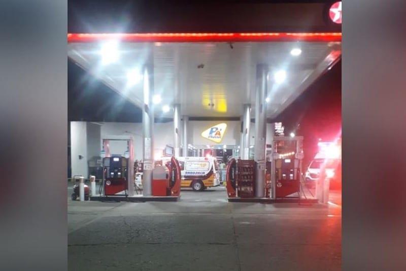 Investigan homicidio de mujer en una estación de servicios en el sur de Cali