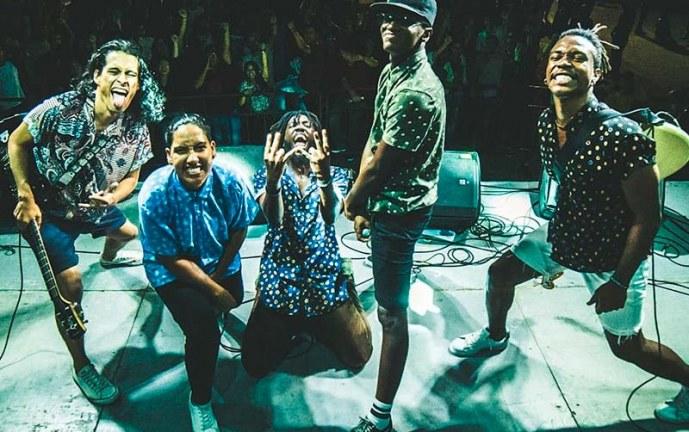 Banda caleña 'Alto Volumen' estrena videoclip 'A qué lugar'