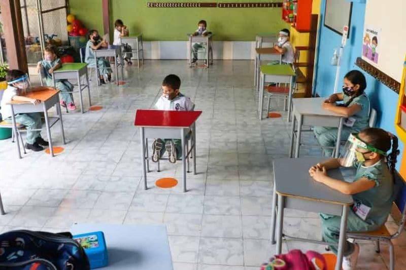 Comunidades educativas le dicen sí a la presencialidad en las aulas de clase