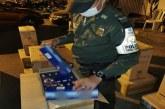 Cae gran cargamento de cigarrillos de contrabando  en Cali