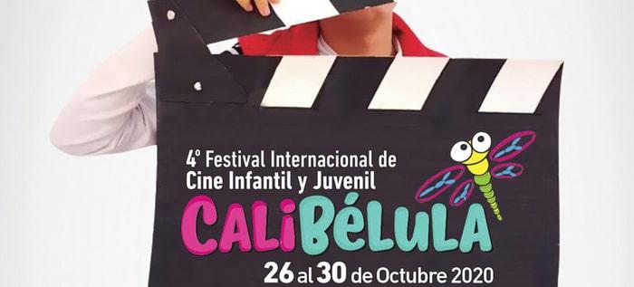 Esta semana está el Calibélula: el 4to Festival Internacional de Cine Infantil y Juvenil