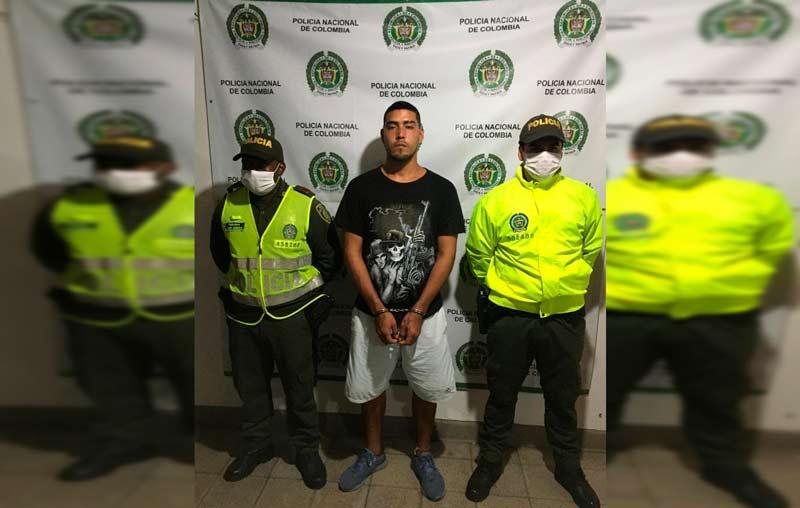 Cayó el presunto culpable de doble homicidio de una pareja en Guacarí