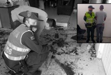 Capturan en flagrancia a soldado que desmembró al perro de su madre en Tuluá