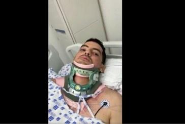 Conductor que arrolló a ciclista en Valle es buscado por las autoridades