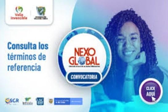 Con 20 cupos en Convocatoria Nexo Global estudiantes podrán realizar pasantía internacional