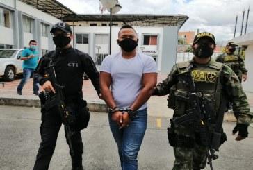 A la cárcel alias Grande, cabecilla de disidencias en el norte del Cauca