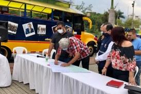 Sector de entretenimiento abordo y Alcaldía de Cali firman pacto de bioseguridad para su reactivación económica