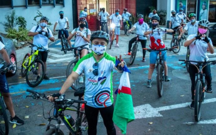 Ciclistas de Cali se movilizarán para pedir respeto y tolerancia en la vía