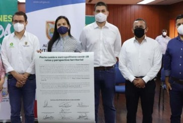 Cumbre Metropolitana covid-19: una lucha contra el coronavirus en Valle