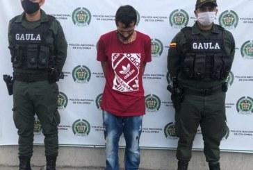 Enviado a la cárcel presunto responsable de extorsión en Tuluá