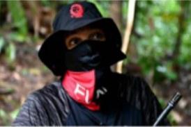 'Uriel' cabecilla del ELN, fue abatido por las Fuerzas Militares