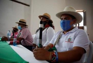 """Indígenas preparan """"minga"""" en defensa de la vida y la paz"""