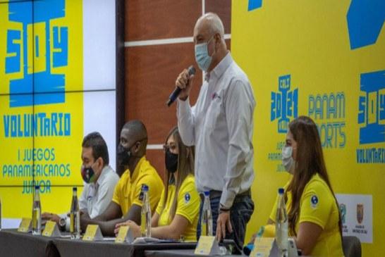 Inician inscripciones de voluntariado para los I Juegos Panamericanos Junior