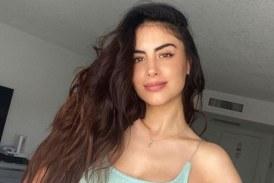 Jessica Cediel anunció en redes sociales que es positiva para Covid
