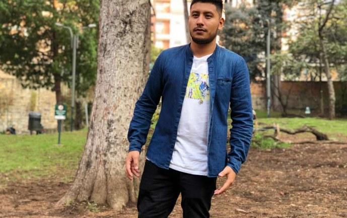 Mauricio Rosero, el influencer que lleva mensajes de esperanza por toda América