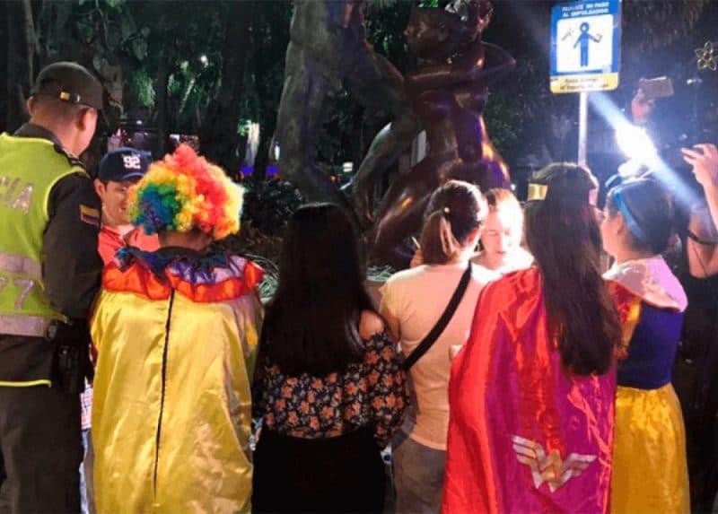"""""""No salga de su casa"""": Gobernación llamó a la prevención en Valle para Halloween"""