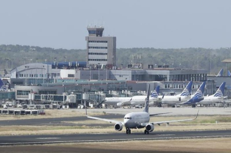 Después de 7 meses, Panamá reabrió fronteras aéreas para vuelos internacionales