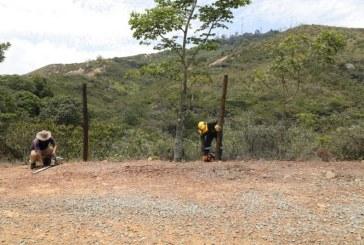 Recuperan predio en el cerro de Las Tres Cruces