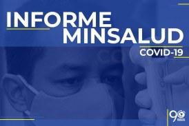 Hoy se registraron 1.044 nuevos casos de Covid-19 en el Valle del Cauca