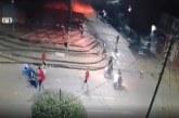 En brutal riña entre barras bravas muere un joven hincha