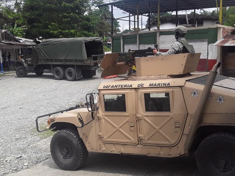 Denuncian incursión de grupo ilegal que asesinó a una persona en Buenaventura