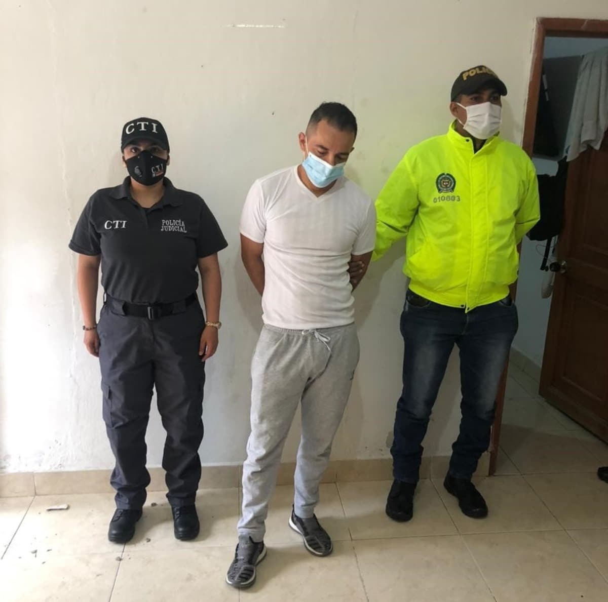 A la cárcel presunto homicida de líder defensor de derechos humanos en Ocaña