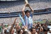 Así reaccionó el mundo a la muerte de Diego Maradona