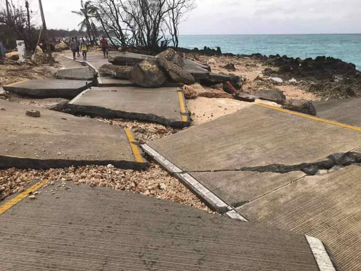 En video: Así se vivió la tormenta del huracán Iota en San Andrés