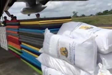 Entregaron ayudas humanitarias a más de 200 personas en Lloró, Chocó