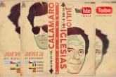 """""""Bohemio"""": el nuevo sencillo de Andrés Calamaro junto a Julio Iglesias"""