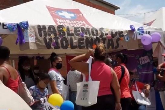 Lanzan campaña 'Rompe el silencio' contra la violencia de género y feminicidios en Cali