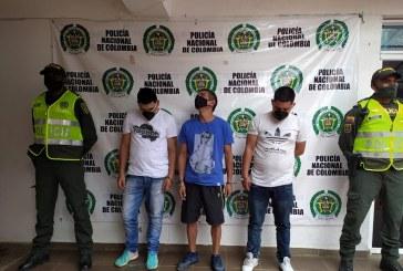 A la cárcel 3 presuntos responsables de hurtar autopartes en Dagua