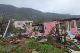 Casas sin techos y otras destruidas, así quedó Providencia luego del huracán Iota