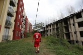 Tensión en Altos de Santa Elena por inminente desalojo de familias por presunta ocupación ilegal