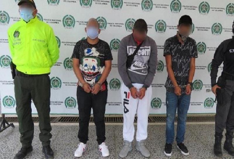 Desarticulan banda dedicada a hurto de comercios en Popayán