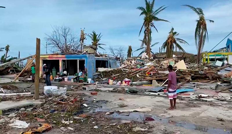 Desastres naturales y covid-19, un combo de destrucción en América