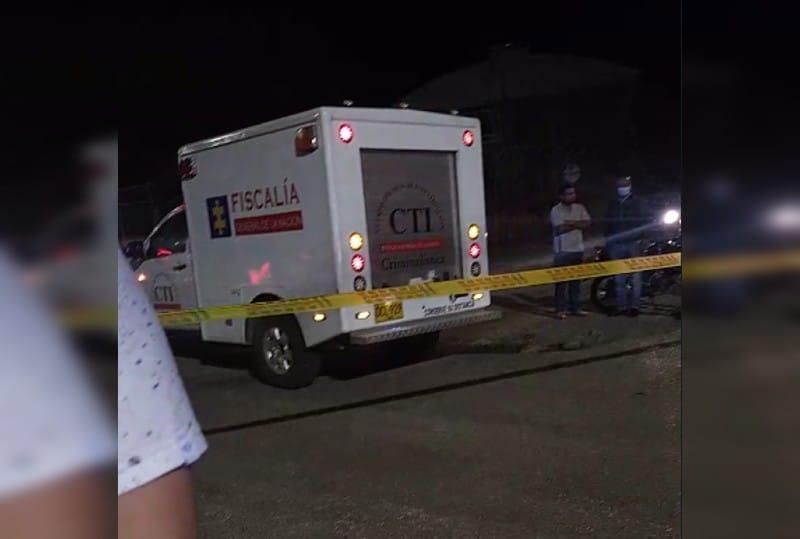 Presunto ladrón falleció en intento de robo a un camión en la vía Cali-Yumbo