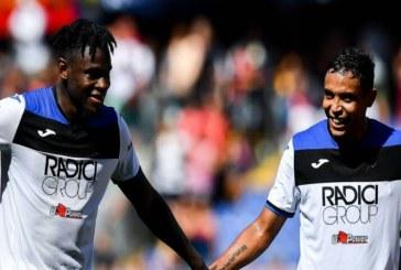 Zapata y Muriel, la dupla del Atalanta que pretende batir al Liverpool