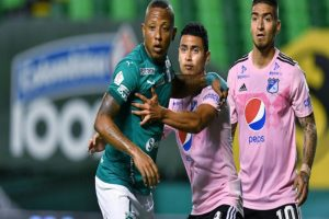Este miércoles, Deportivo Cali y Millonarios disputarán la vuelta de los dieciseisavos de la Copa Sudamericana y uno de los dos se despedirá del torneo.